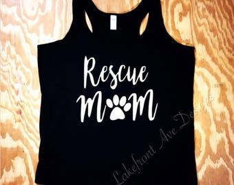 Rescue Mom Tank