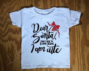 Dear Santa T-Shirt