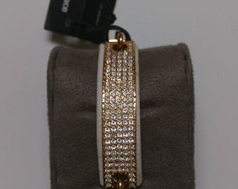 LOLA and GRACE Wristlet with Swarovsky Crystals