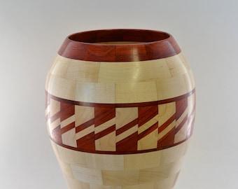 Segmented Vase #125