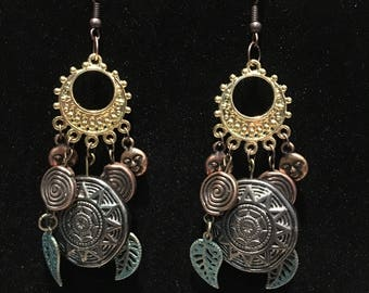 Fun and whimsical earrings