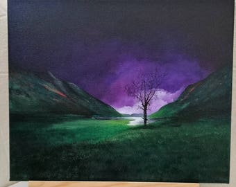 A new day, Loch Etive