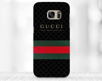 Gucci Samsung S8 case Gucci iPhone Case The Making of Gucci iPhone 7 plus Gucci iPhone 6s Case Fashion Gift Gucci iPhone 7 case Gucci Stripe