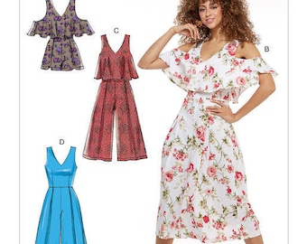 New summer 2017 Mc Call's M7608 sewing pattern