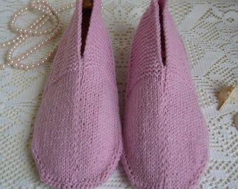 Night slippers Miss pink Anemone