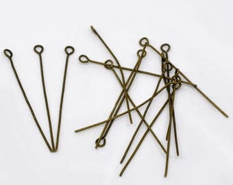 package includes 200 pins/nails at 5 cm eye