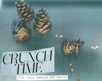 CRUNCH TIME - A4 Print