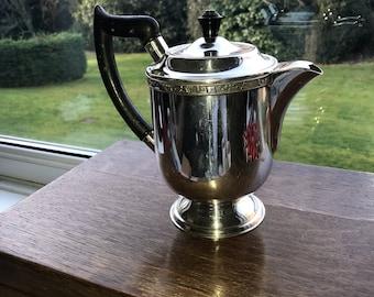 Vintage EPNS Teapot - coffee pot