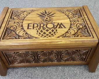 EPROM Keepsake box