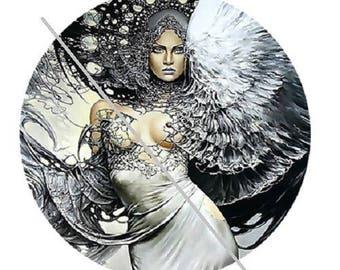 20mm, beautiful goddess, fairy, strength, energy