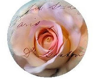 pretty pink cabochon 2, 25mm