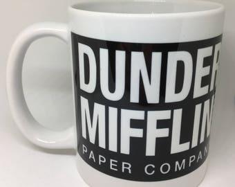 Dunder Mifflin Coffee mug
