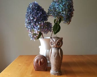 Vintage Candles; Owl Candles