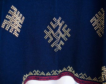 Tablet woven trim, middle ages, woven tablet braid