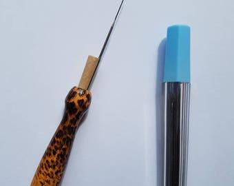 Needle Felting handle