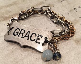Grace Multi-Chain Bracelet