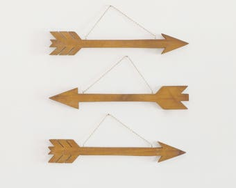 Artemis Wooden Arrow Large