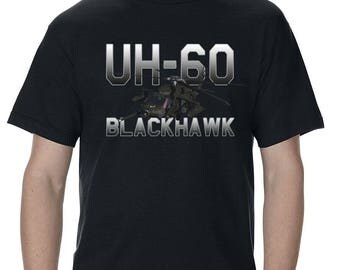 Sikorsky UH-60 Black Hawk Mens T-Shirt