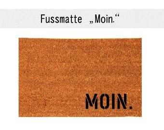 MOIN. Coco - mat carpet door mat 40 x 60 cm