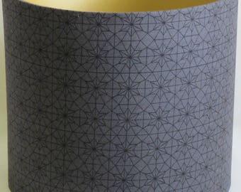 Handmade lamp shades with 20 cm diameter