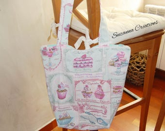 Tote bag large size