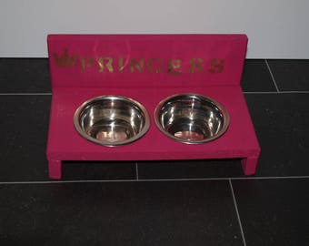 Feeding Station for Dogs & Cats
