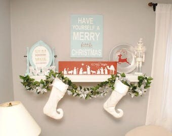 Have Yourself a Merry Little Christmas Vinyl Decal