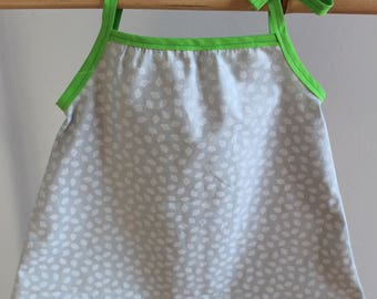 Dress green and gray - 3 months