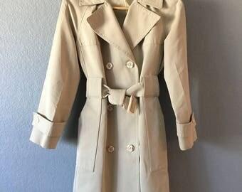 Vintage Trench Coat