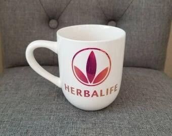 Herbalife Vinyl Mug