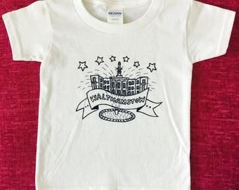 Age 4 'Walthamstow' T-shirt