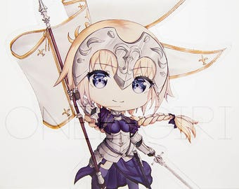 Fate/Apopcrypha Jeanne d' Arc Acrylic Stand