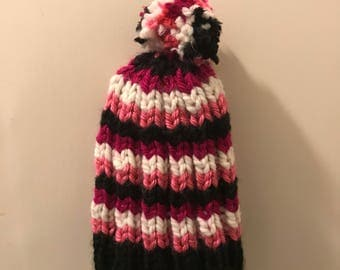 Thin Striped Hat with Variations