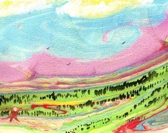 Impressions of Taos