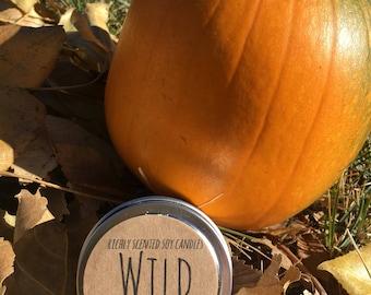 Pumpkin soufflé 2 ounce