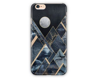 Nature Geometric Phone Case for iPhone 8 / iPhone 7 / 7Plus, iPhone 6/6Plus iPhone5 Samsung Galaxy S7/7 edge / S6 / S6 edge/S5