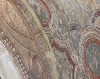 Mural at Pompeii
