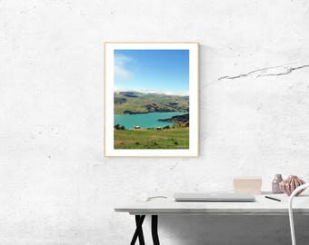 New Zealand Country Side - Landscape Photography - Photo Art - Foto Arte - Foto Paesaggio - Travel Photography - Foto di Viaggio