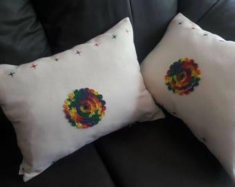 Embriodery Decorative pillows