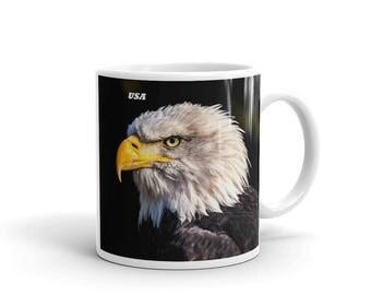Eagle Mug made in the USA