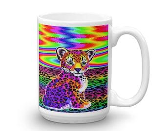 Very Colorful Animal Mug