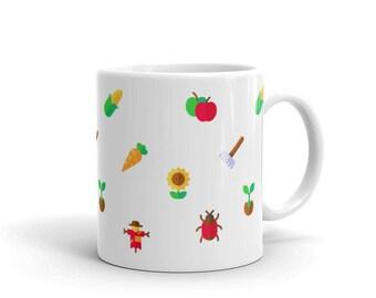 Adorable Garden Mug