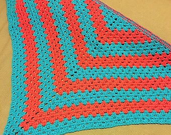 Cotton Candy Shawl