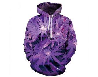 Weed Hoodie, Weed Sweatshirt, Weed Sweater, Smoke Weed, Weed Stuff, Hoodie Art, Hoodie Pattern, Pattern Hoodie, Hoodie, 3d Hoodie - Style 1