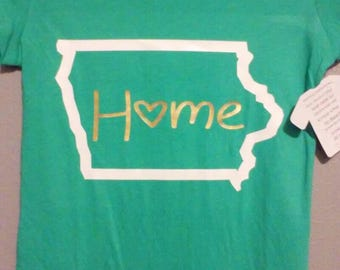 Iowa State home
