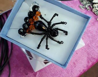 Spider Kilt Pin