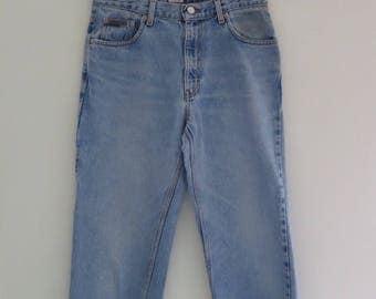 vintage Calvin Klien denim jeans