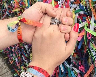 1  wish bracelet Bonfim,lucky charm,jewelry,bracelets,portafortuna jewel,artist's lucky charm,lucky bracelet,Bahia Bonfim fita, lucky ribbon