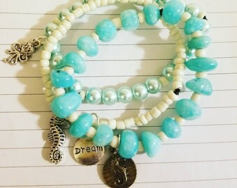 Away at Sea Bracelet