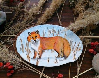 "Magnet ""Red fox"""